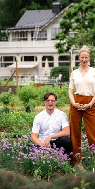 Lokalproducerat i kvadrat på Ulriksdals nya satsning